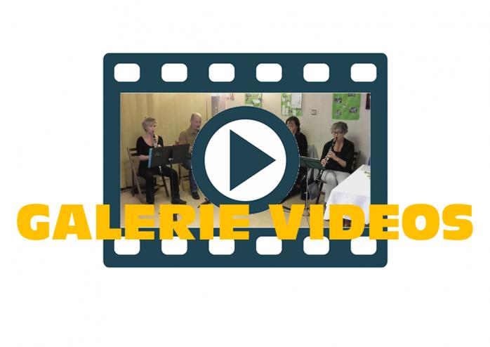 Galerie videos
