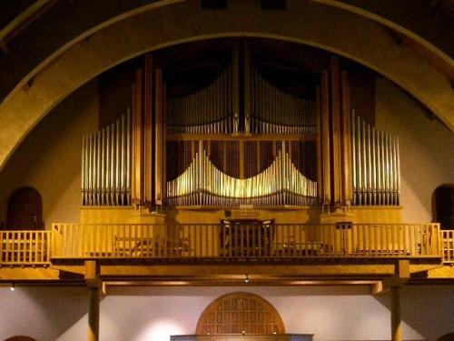 Gerardmer orgue
